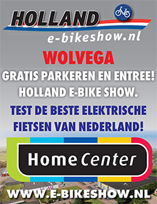 Holland E Bike Show banner 2017