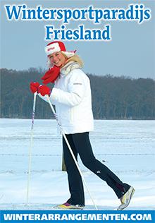 Wintersportparadijs Friesland