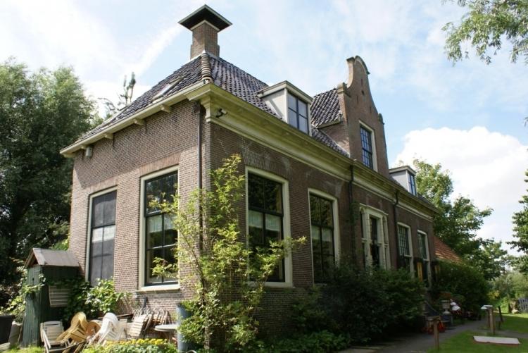 39 t ald slot friesland holland - Chalet stijl kamer ...