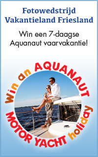 Fotowedstrijd Vakantieland Friesland