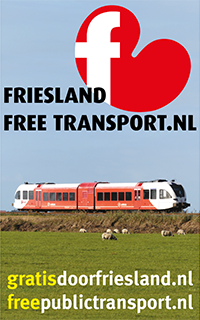 Gratis door Friesland