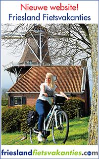Friesland Fietsvakanties