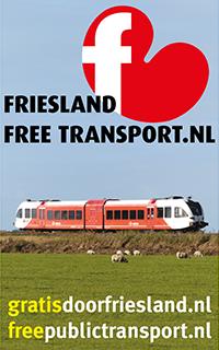 Gratis reizen Friesland